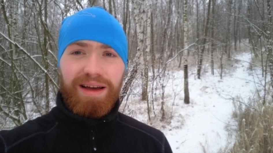 Běhání v zimě  Jde to!  975a4ecd56